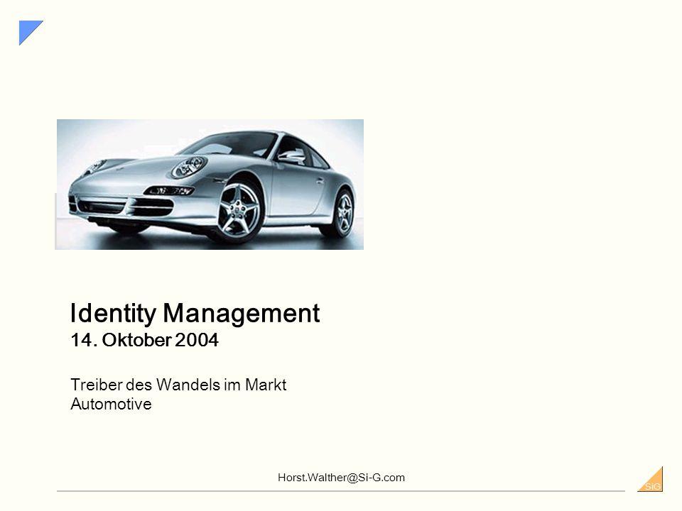 SiG Identity Management 14.
