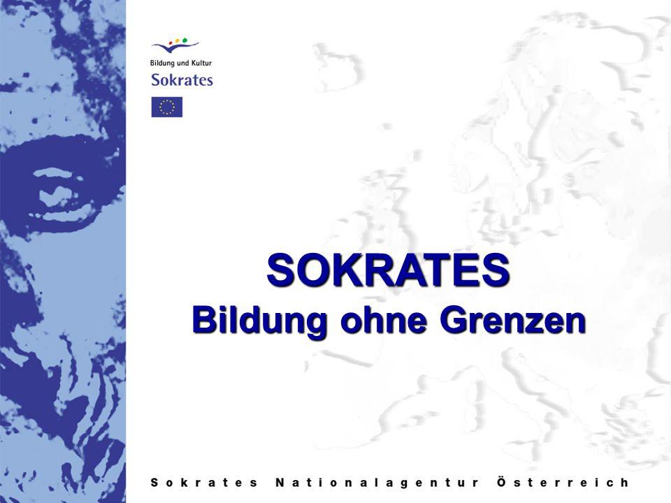 SOKRATES Bildung ohne Grenzen