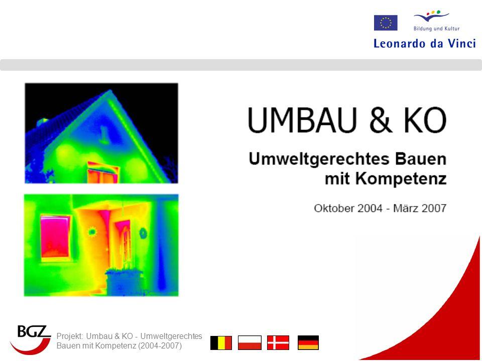 Projekt: Umbau & KO - Umweltgerechtes Bauen mit Kompetenz (2004-2007) Exkurs: Eisblockwette DAS ERGEBNIS Am 10.
