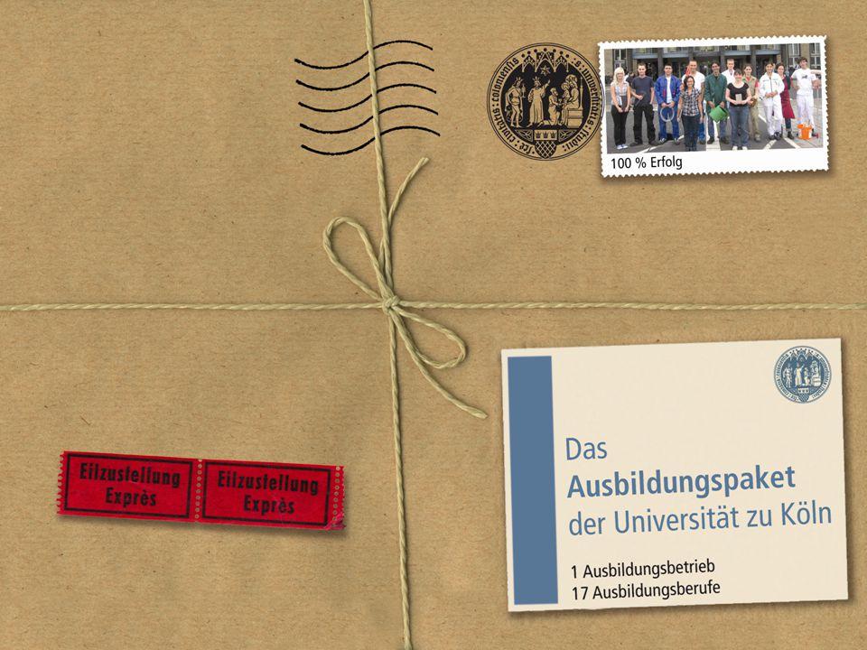 Folie: 2 Universität zu Köln Beispiel Titelfolie - Headline Beispiel Titelfolie Untertitel