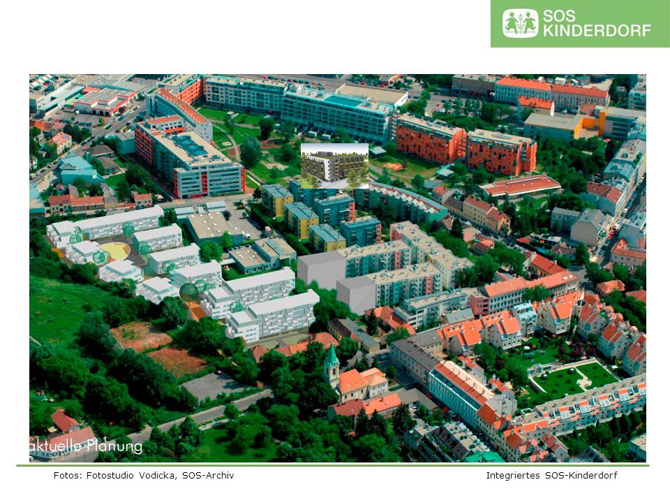 Fotos: Fotostudio Vodicka, SOS-Archiv Integriertes SOS-Kinderdorf SOS-Kinderdorf Wien Anton-Bosch-Gasse 29 A-1210 Wien Tel.
