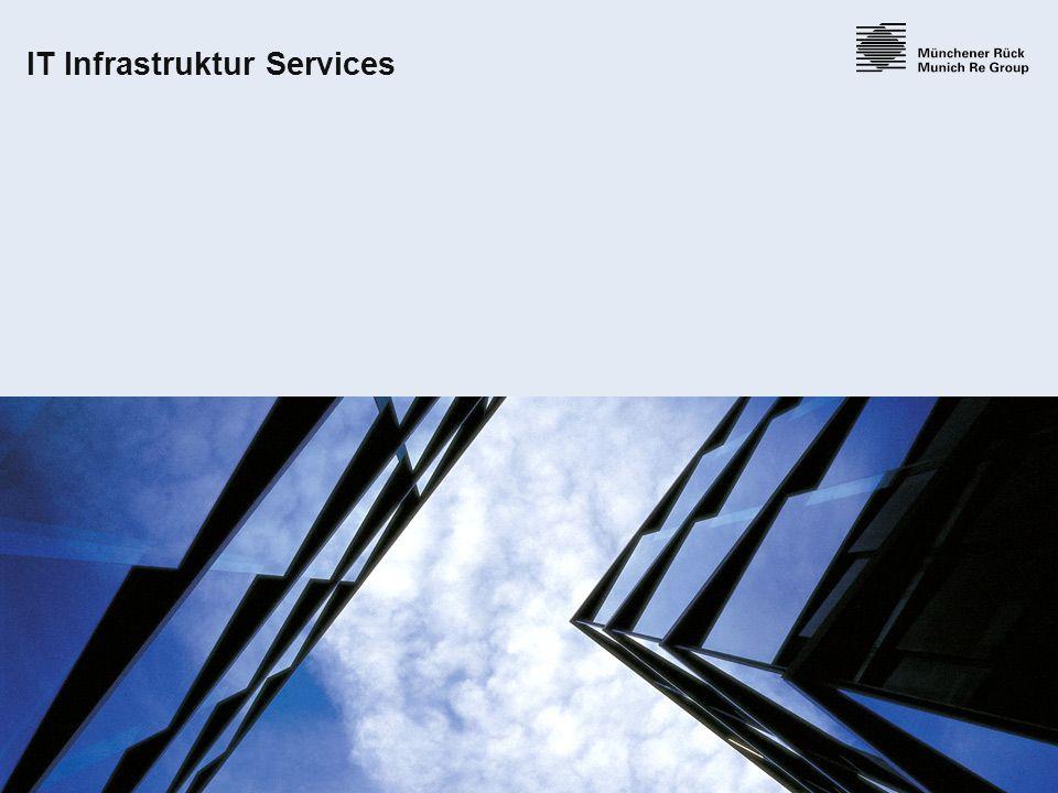10 IT Infrastruktur Services