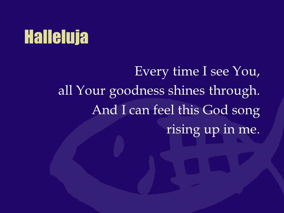 """Du bist mein Zufluchtsort Ja, ich trau auf Dich, und ich sage: """"Ich bin stark in der Kraft meines Herrn. Du bist mein Zufluchtsort."""