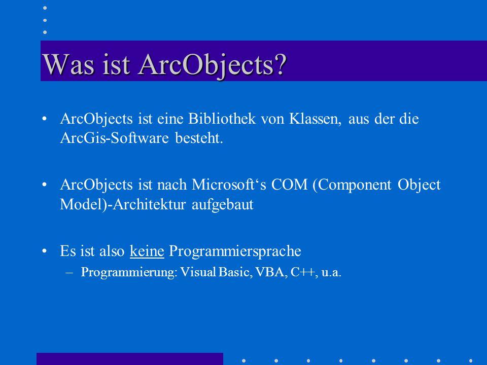 Detaillierte Beschreibung aller Klassen, Interfaces, Methoden usw.