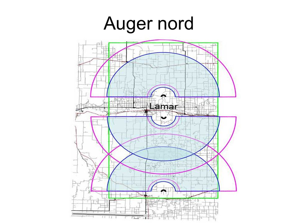 Auger nord