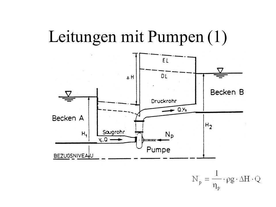 Leitungen mit Pumpen (1)
