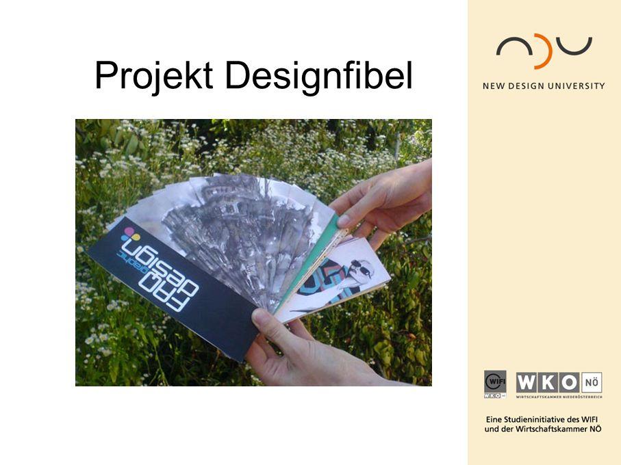 Projekt Designfibel
