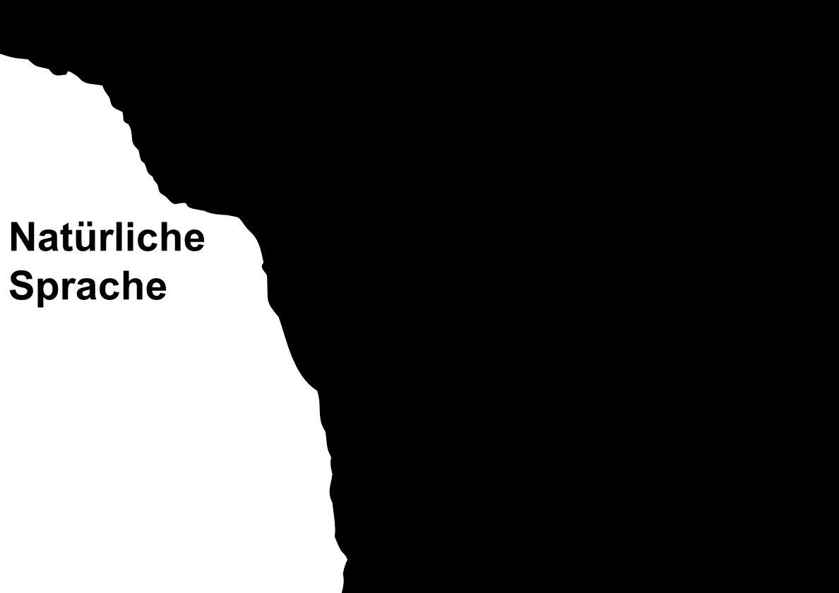 syntaktische Repräsentation wur de In einem vom Partikel Magenschleimhaut eine Antrumtyp erfasst subjectverbpart pobject spec ppadjunct ppatt pobject semantische Repräsentation (Instanziierung einer Ontologie) Hahn & Schulz, IJMI 2000 Weitgehende Erhaltung der Information Kombination: Natürlichsprachliche Systeme – Ontologien Sprachverstehen Bisher Laborprototypen vorbehalten und nicht in ausreichendem Maße in Realdomänen skalierbar