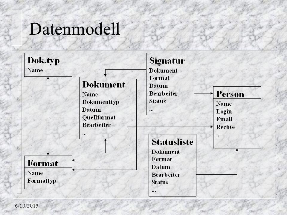 6/19/2015 Datenmodell