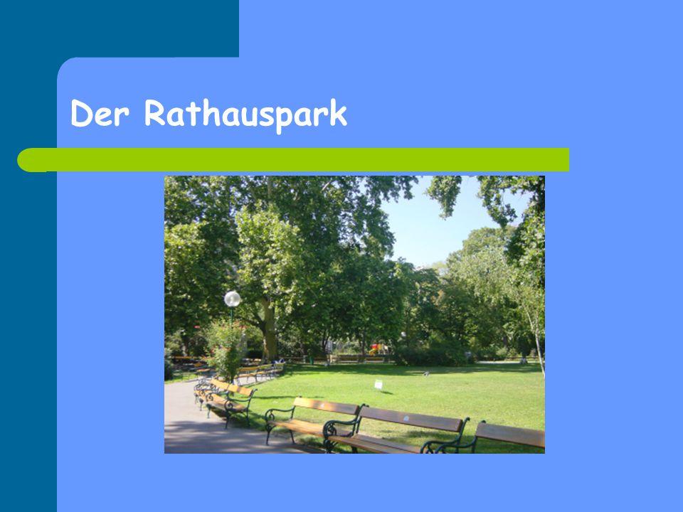 Der Rathauspark