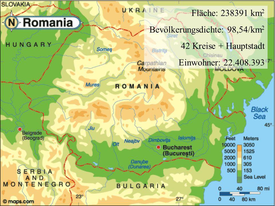 Fläche: 238391 km 2 Bevölkerungsdichte: 98,54/km 2 42 Kreise + Hauptstadt Einwohner: 22.408.393