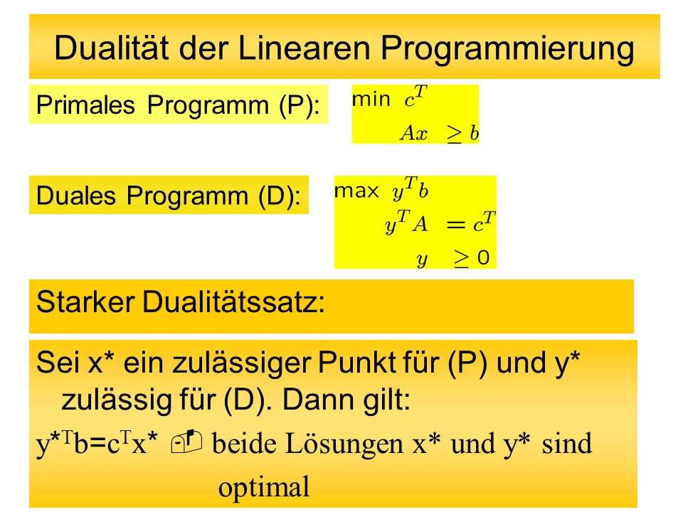 max 5x 1 + 4x 2 + 3x 3 subject to 2x 1 + 3x 2 + x 3  5 4x 1 + x 2 + 2x 3  11 3x 1 + 4x 2 + 2x 3  8 x 1, x 2, x 3  0.