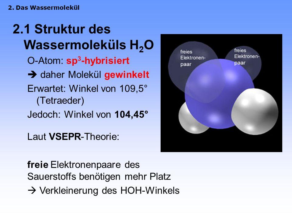 V2a+b: Nachweis von H 2 + O 2 (a) Nachweis von Wasserstoff (Knallgasprobe): 0 0 +I -II H 2 (g) + ½ O 2 (g)  H 2 O (g)  H<0 (b) Nachweis von Sauersto