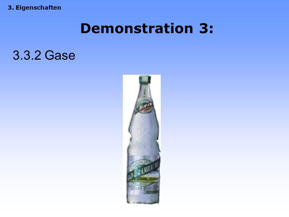 Lösen von CaCl 2 Erwärmung der Lösung Bildung von Ca 2+ und Cl-Ionen Hydratationsenergie größer als die Gitterenergie des Kristalls 3. Eigenschaften V