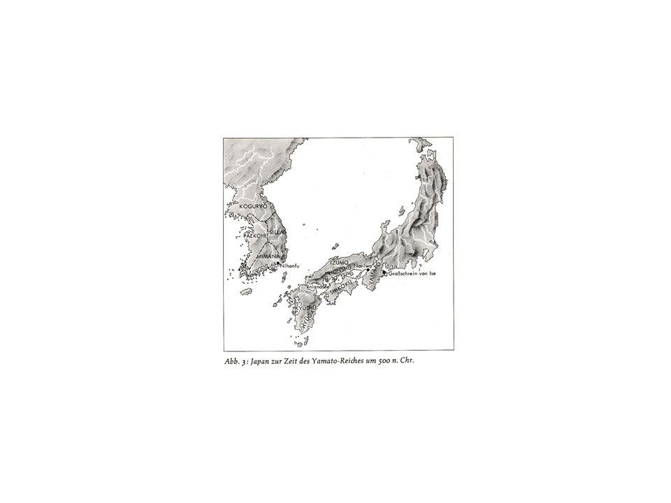 Japan als Kolonialmacht  8.12.1941 Angriff auf Pearl Harbour, Beginn des Pazifik-Kriegs  1941-42 weiteste Ausdehnung des japanischen Einflussbereichs im Krieg