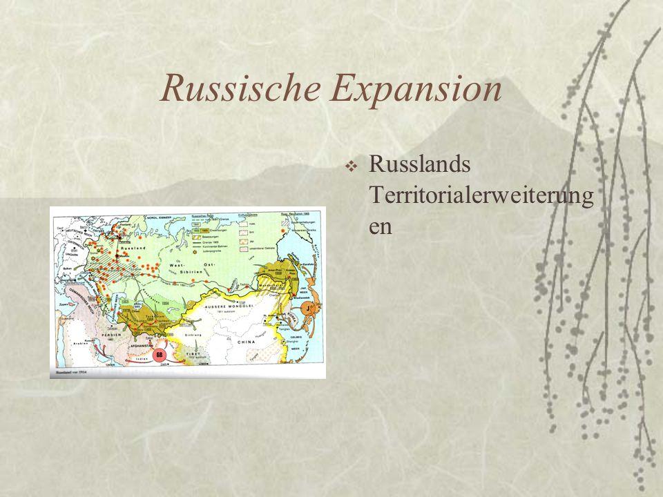 Russische Expansion  Russlands Territorialerweiterung en