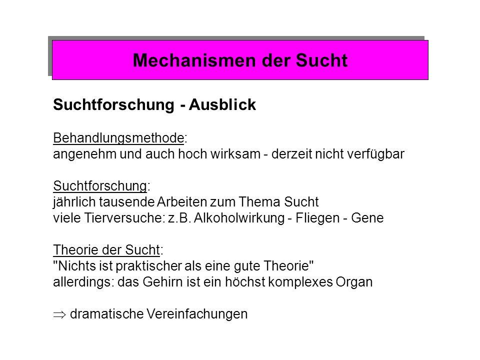 Psychologische Interventionen Therapie der Sucht 1.