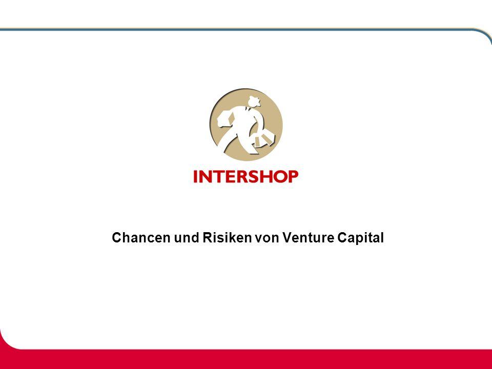 Chancen und Risiken von Venture Capital