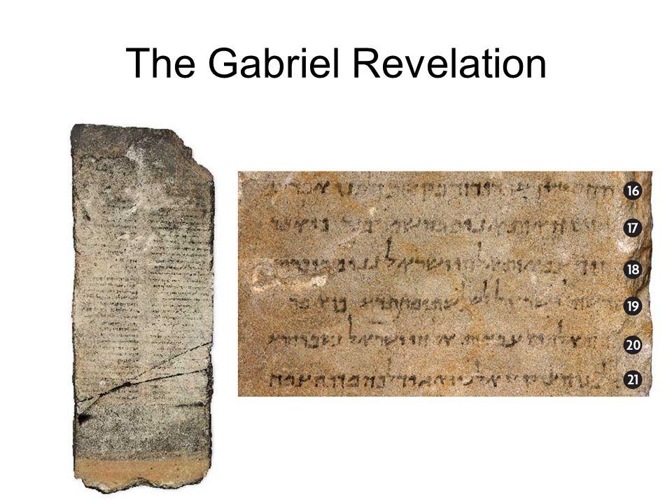 The Gabriel Revelation