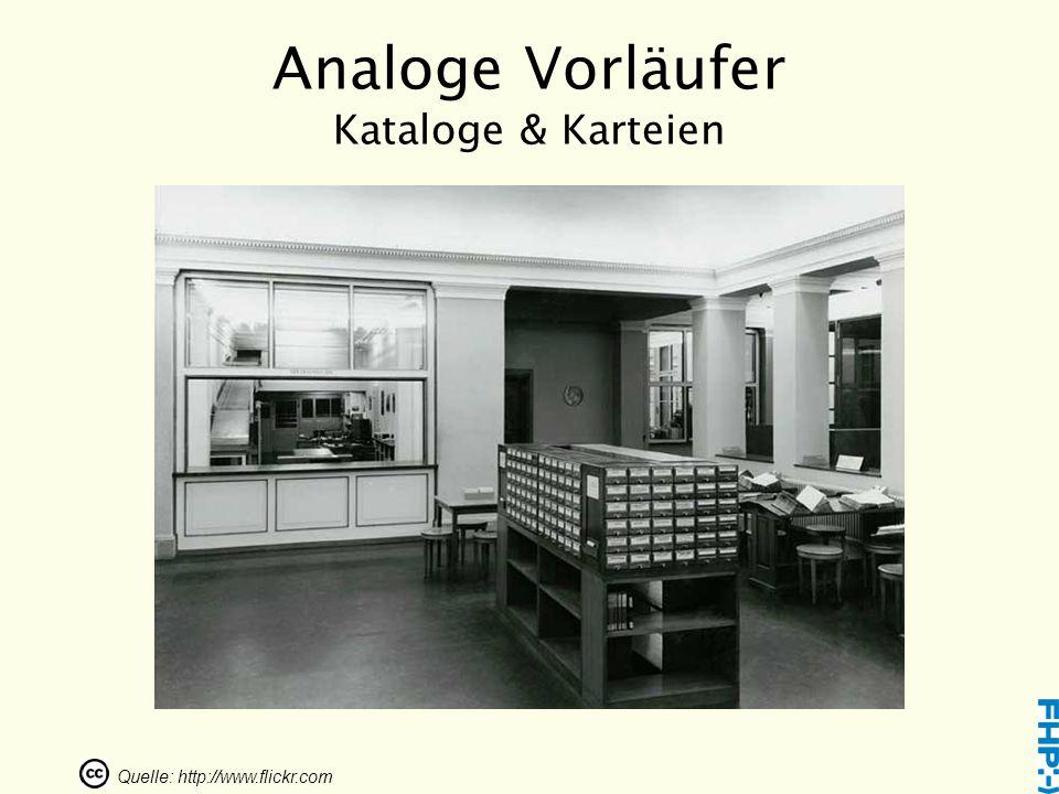 Analoge Vorläufer Dokumente & Arbeitsgänge with permission from www.bfec.us