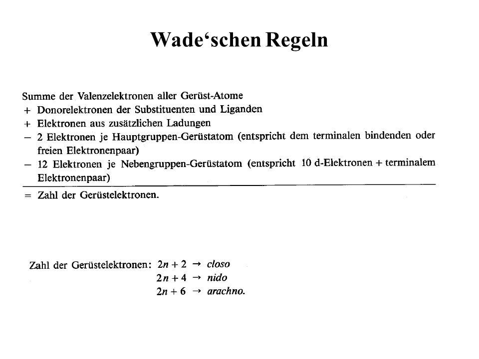 Wade'schen Regeln
