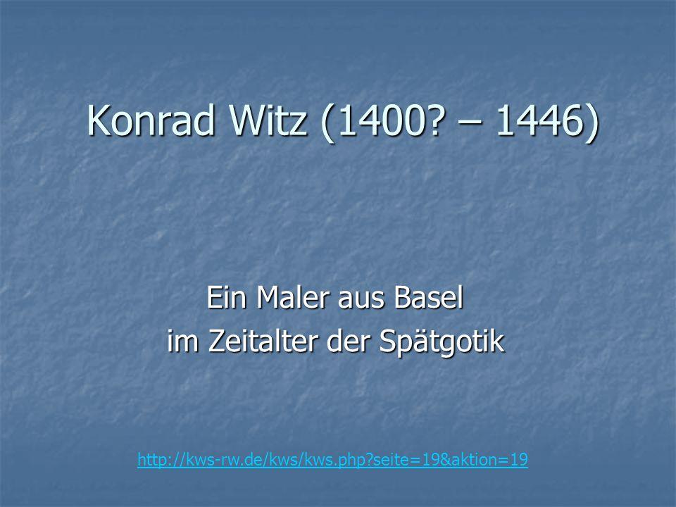 Konrad Witz (1400.