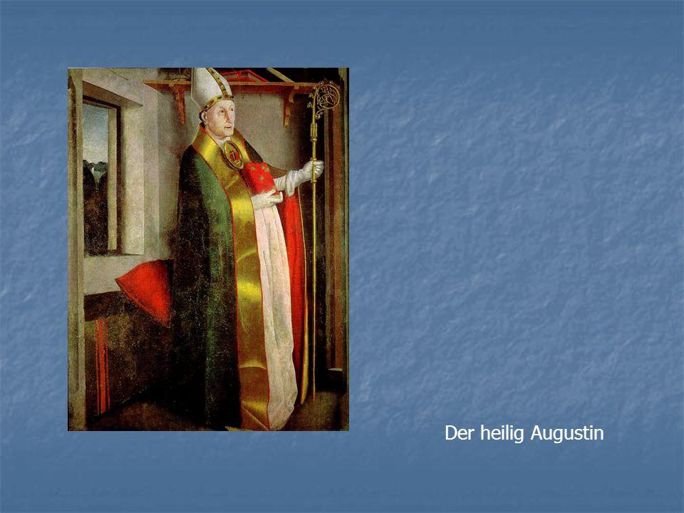 Der heilig Augustin