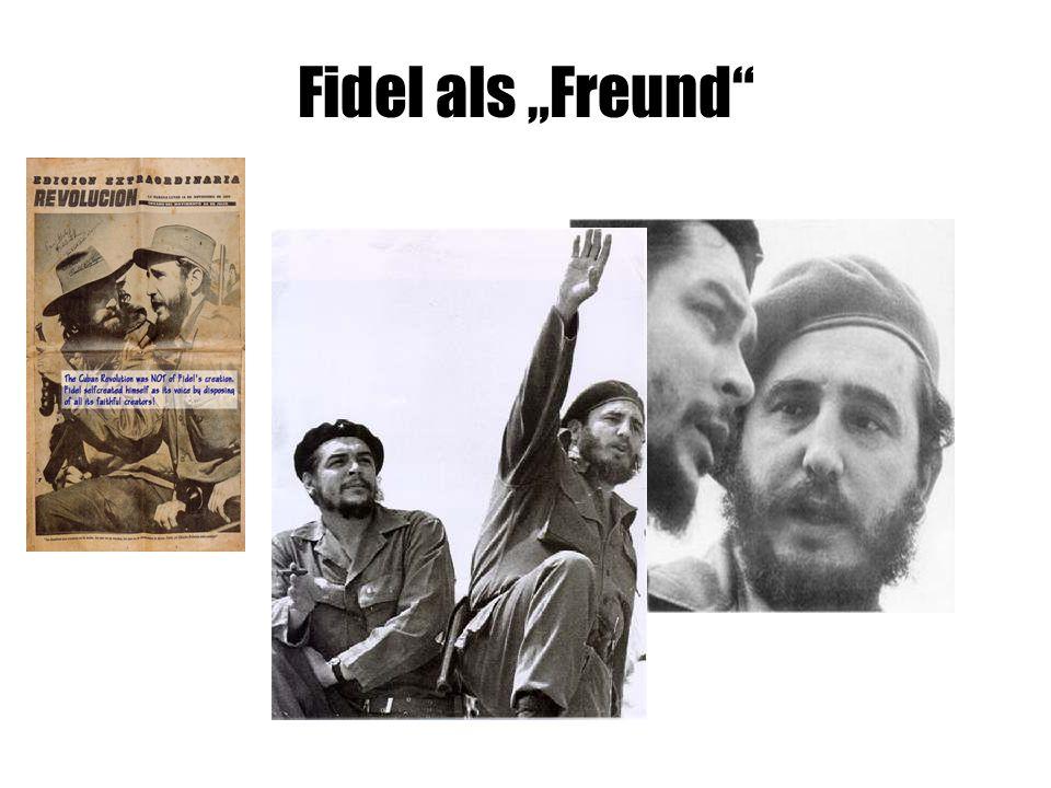 """Fidel als """"Freund"""