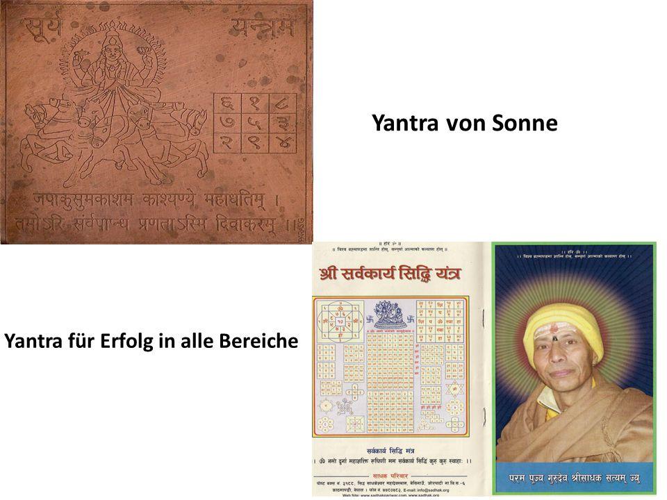 Yantra von Sonne Yantra für Erfolg in alle Bereiche
