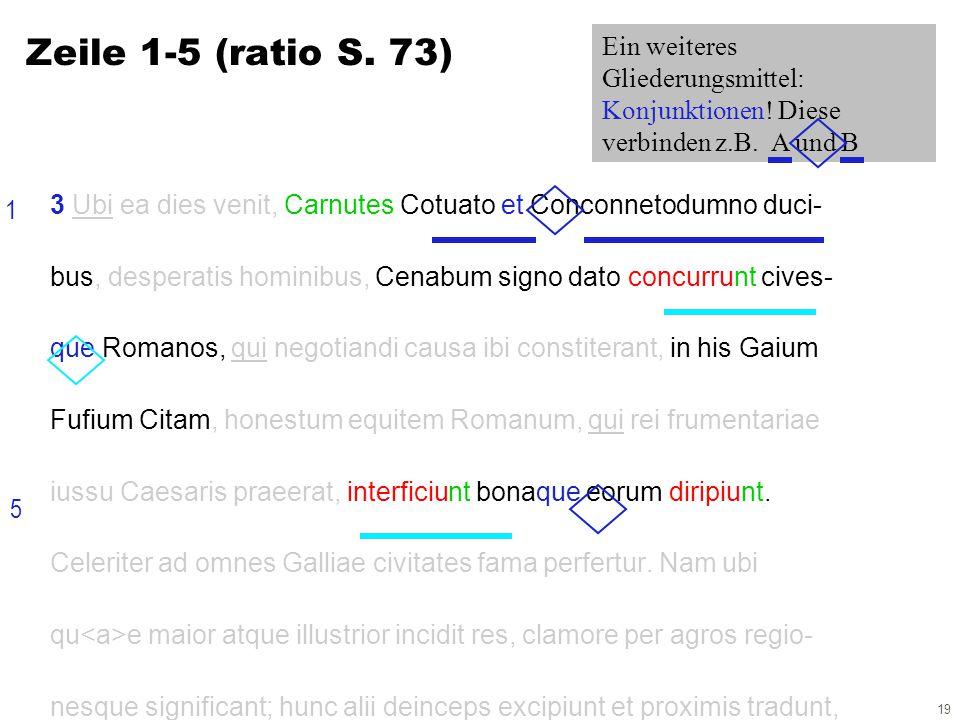 19 3 Ubi ea dies venit, Carnutes Cotuato et Conconnetodumno duci- bus, desperatis hominibus, Cenabum signo dato concurrunt cives- que Romanos, qui negotiandi causa ibi constiterant, in his Gaium Fufium Citam, honestum equitem Romanum, qui rei frumentariae iussu Caesaris praeerat, interficiunt bonaque eorum diripiunt.