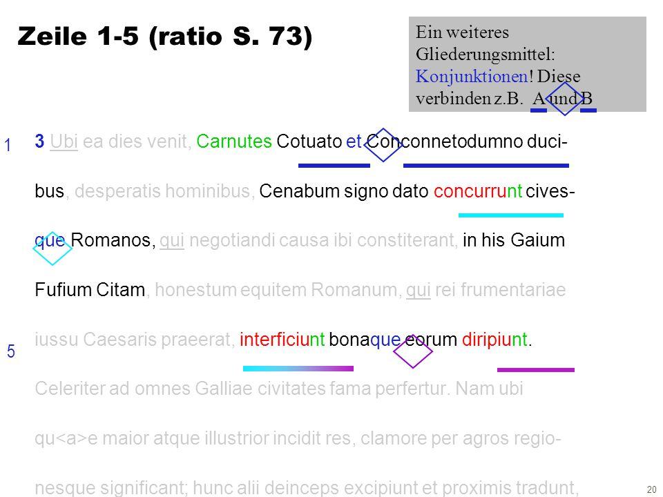 20 3 Ubi ea dies venit, Carnutes Cotuato et Conconnetodumno duci- bus, desperatis hominibus, Cenabum signo dato concurrunt cives- que Romanos, qui negotiandi causa ibi constiterant, in his Gaium Fufium Citam, honestum equitem Romanum, qui rei frumentariae iussu Caesaris praeerat, interficiunt bonaque eorum diripiunt.