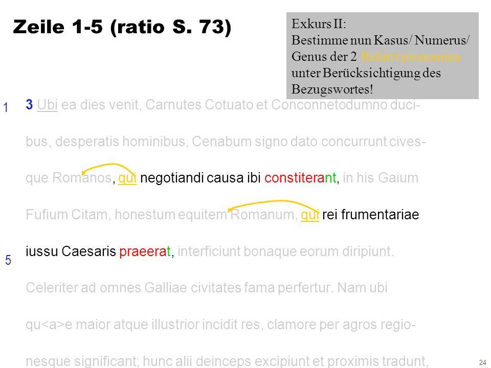 24 3 Ubi ea dies venit, Carnutes Cotuato et Conconnetodumno duci- bus, desperatis hominibus, Cenabum signo dato concurrunt cives- que Romanos, qui negotiandi causa ibi constiterant, in his Gaium Fufium Citam, honestum equitem Romanum, qui rei frumentariae iussu Caesaris praeerat, interficiunt bonaque eorum diripiunt.