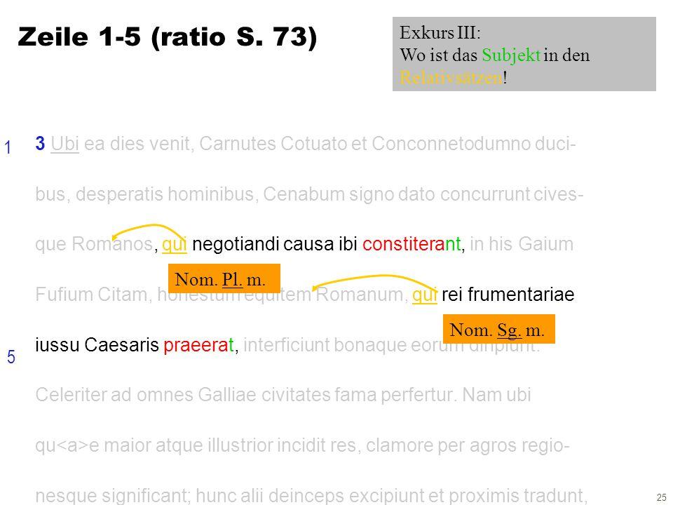 25 3 Ubi ea dies venit, Carnutes Cotuato et Conconnetodumno duci- bus, desperatis hominibus, Cenabum signo dato concurrunt cives- que Romanos, qui negotiandi causa ibi constiterant, in his Gaium Fufium Citam, honestum equitem Romanum, qui rei frumentariae iussu Caesaris praeerat, interficiunt bonaque eorum diripiunt.