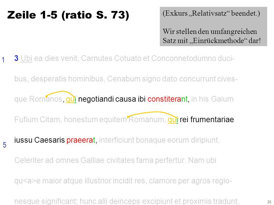 26 3 Ubi ea dies venit, Carnutes Cotuato et Conconnetodumno duci- bus, desperatis hominibus, Cenabum signo dato concurrunt cives- que Romanos, qui negotiandi causa ibi constiterant, in his Gaium Fufium Citam, honestum equitem Romanum, qui rei frumentariae iussu Caesaris praeerat, interficiunt bonaque eorum diripiunt.