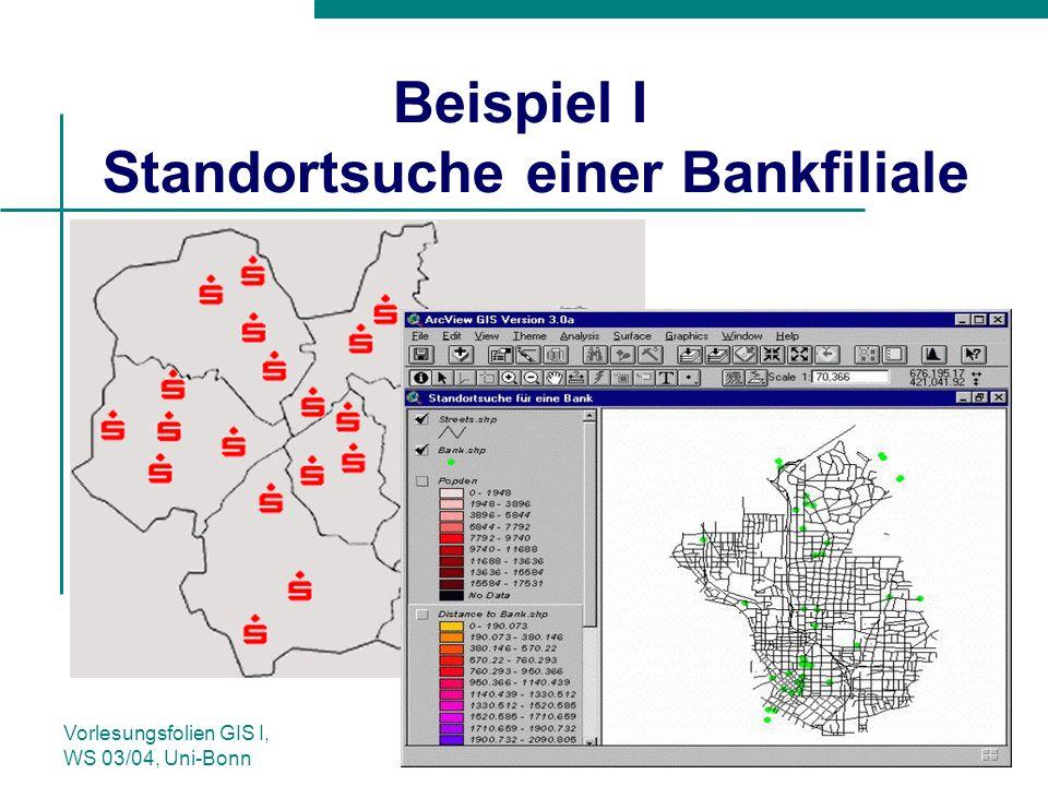 Birgit Abendroth13 Erweiterungen von ArcInfo Toolbars in ArcMap Aktivierung: Tools/Extensions Extensions Spatial Analyst Geostatistical Analyst 3D Analyst Vortrag 10: Raster Vortrag 11: Geostatistik Vortrag 12: Geländemodelle
