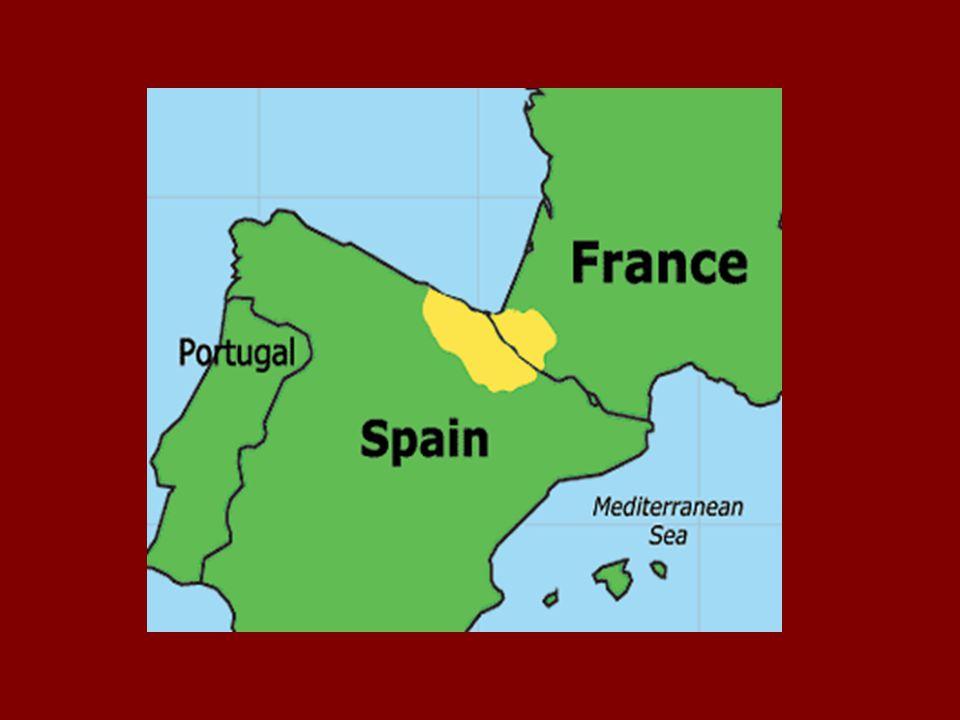 Baskenland Autonome Gemeinschaft Baskenland –25,3 % Baskisch-Sprecher Provinz Navarra –10,9 % Westen des Departements Pyrenées Atlantiques –26,4 % Zahlen von 2001/2002