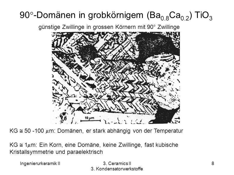 Ingenierurkeramik II3.Ceramics II 3.