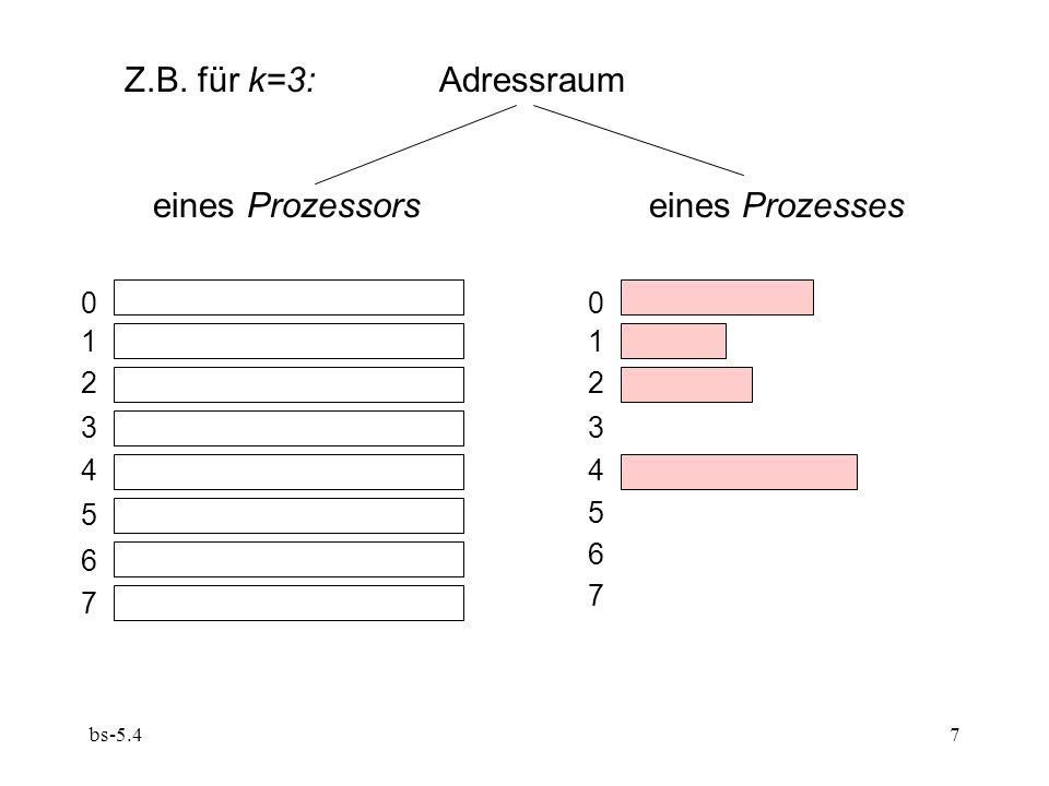 bs-5.48 MMU:je Segment 1 Deskriptor-Register für Segmentdeskriptor (segment descriptor), z.B.