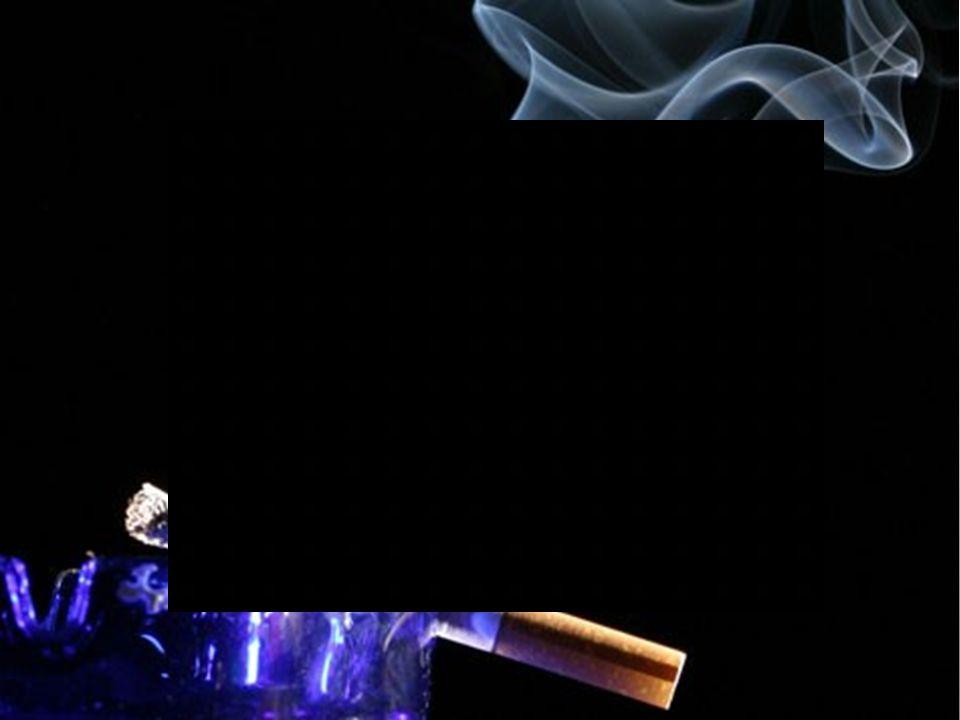 20 Tabak Wirkung: Anregung der Hirntätigkeit Beseitigung von Müdigkeit und Unlustgefühlen Nerven werden gelähmt Blutgefäße verengt (  Durchblutungsst