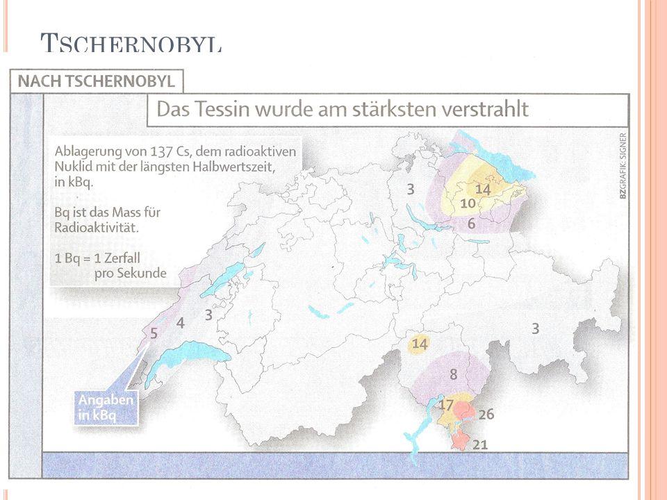 T SCHERNOBYL