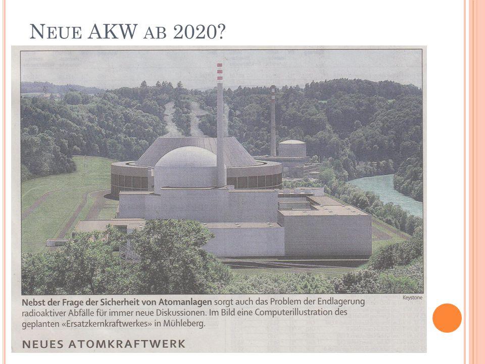 N EUE AKW AB 2020