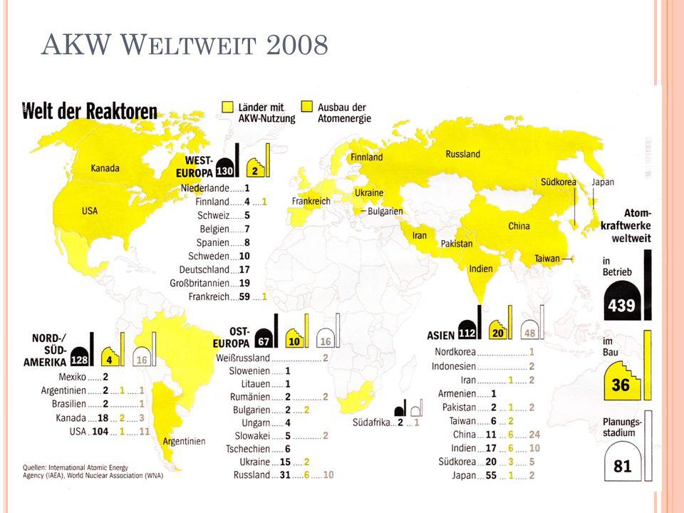 AKW W ELTWEIT 2008