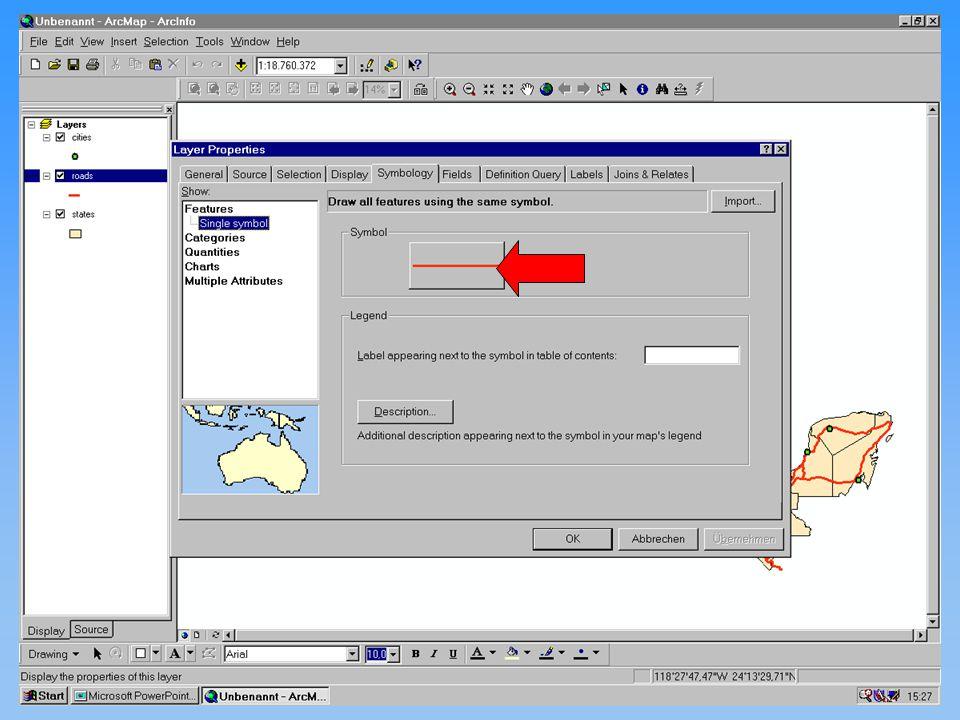 Michael Haas Karten II diskrete Phänomene 12.11.2001Proseminar GIS19