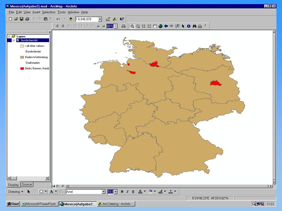 Michael Haas Karten II diskrete Phänomene 12.11.2001Proseminar GIS31