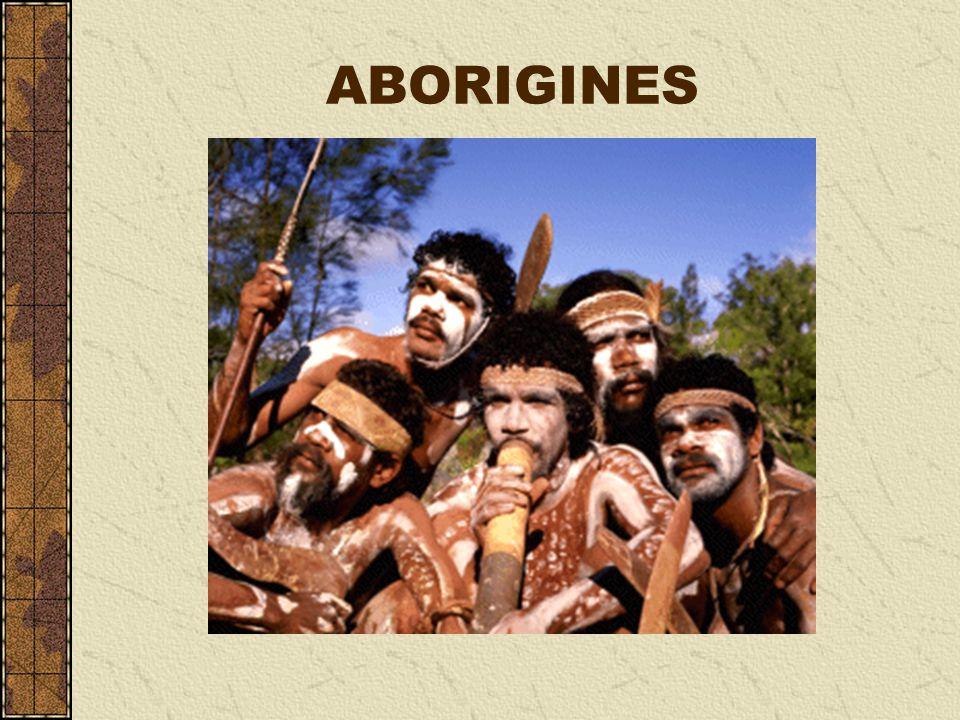 Grundsätzliches Vergangenheit Outback Unterscheidung Nordküsten-Aborigines Wüsten-Aborigines