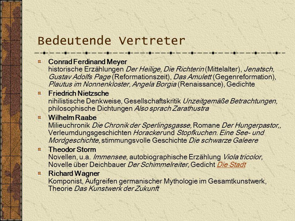 Bedeutende Vertreter Heinrich Heine Politische Dichtung des Vormärz wie z. B. Deutschland. Ein Wintermärchen. Georg Büchner Vertreter des Vormärz oder
