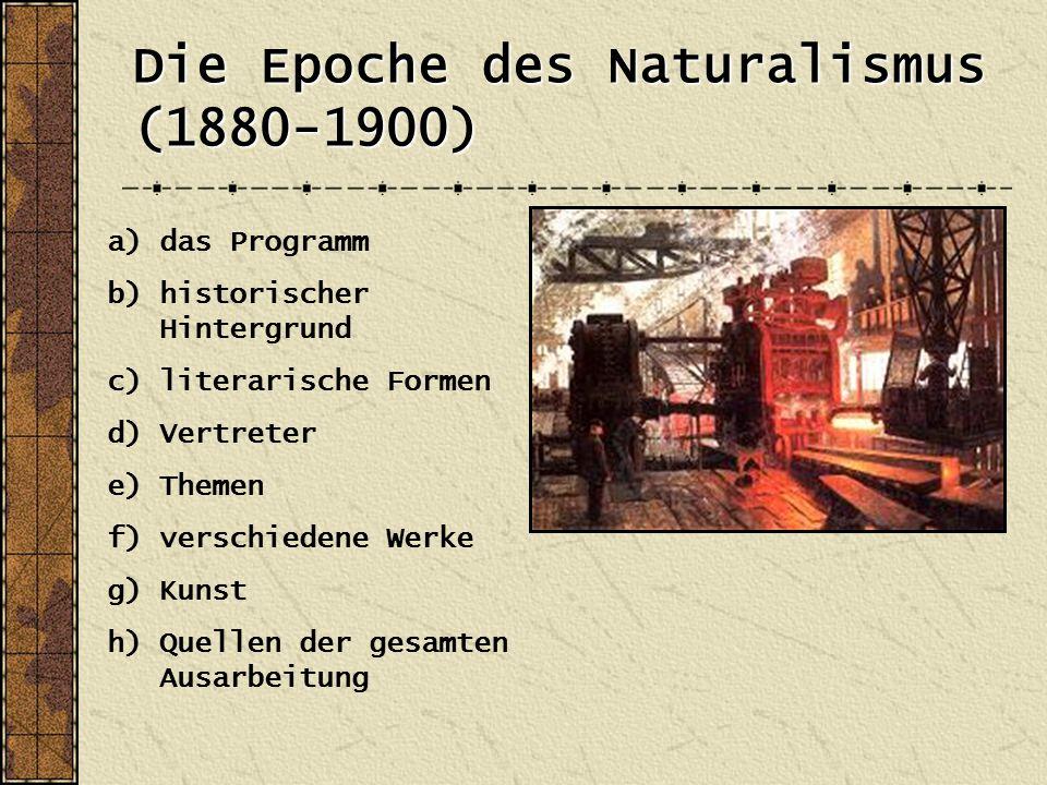Bedeutende Vertreter Conrad Ferdinand Meyer historische Erzählungen Der Heilige, Die Richterin (Mittelalter), Jenatsch, Gustav Adolfs Page (Reformatio