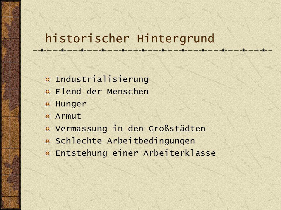 b) historischer Hintergrund Deutsch-französischer Krieg 1870-71 1871 - Gründung des deutschen Reiches in Versailles Wilhelm I. als erster Kaiser 1873