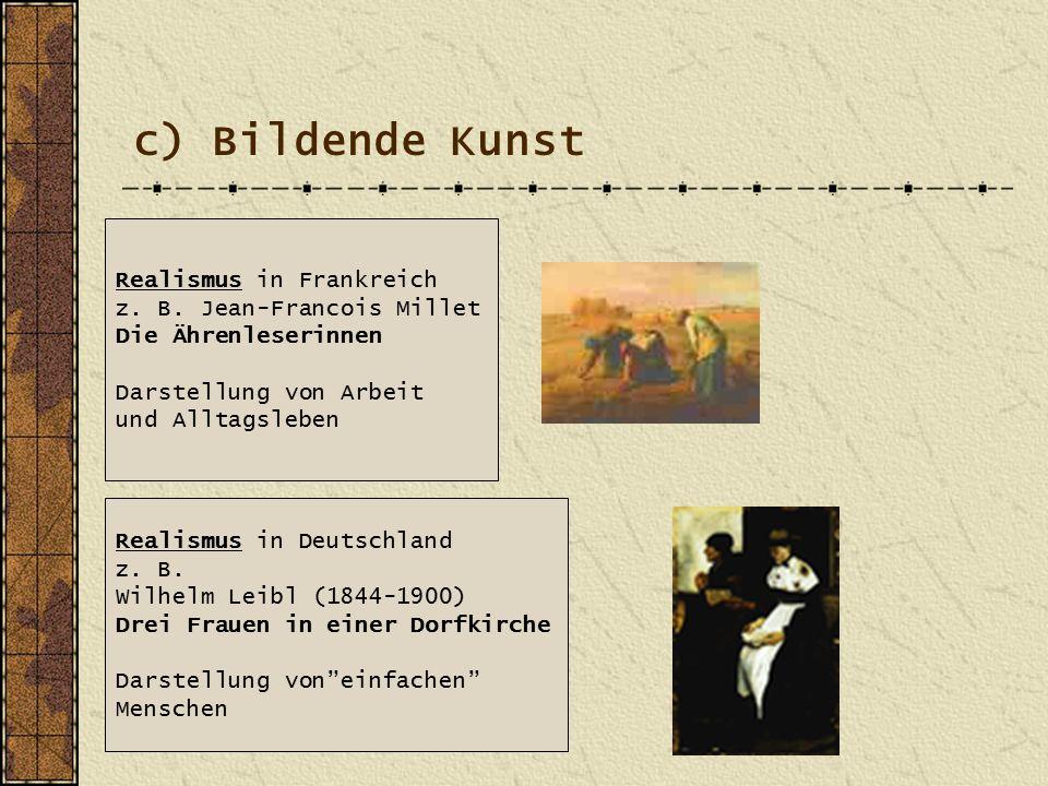 Vertreter Arno Holz (1863-1929) und Johannes Schlaf (1862-1941) Papa Hamlet (1889) Die Familie Selicke (Drama, 1890) Gerhart Hauptmann (1862-1946) Dramen Vor Sonnenaufgang (1889) Die Weber (1892) Der Biberpelz (1893) Die Ratten (1911) Epik Bahnwärter Thiel ( Novellistische Studie , 1888)