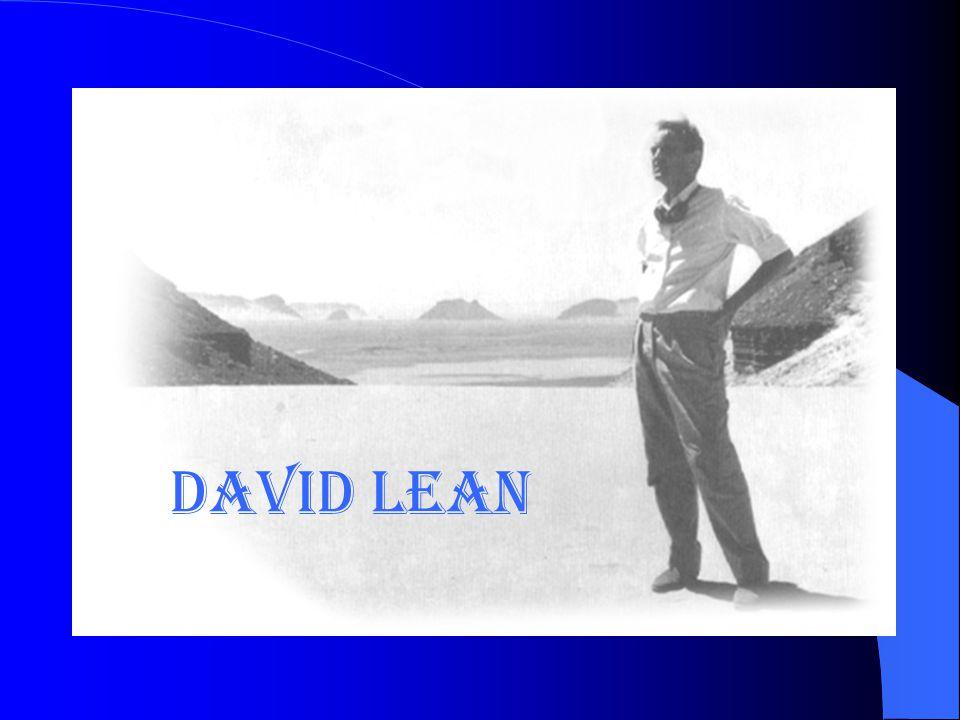 DAVID LEAN